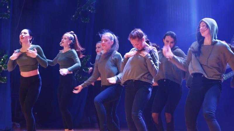 Dancehall в DNC Путёвка в рай Педагог Алия Шиндрова