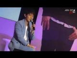 [RUSSUB] 2015.03.28 Lee Joon-gi BUSAN LOTTE★ MC一part (First Kiss Scene)★