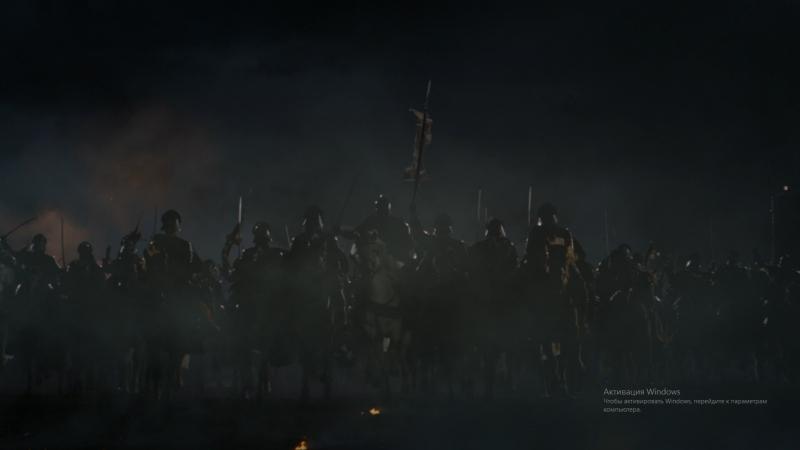 Игра Престолов - Битва на Черноводной. Часть №5. Конец сражения. Тирион ведет войска Ланнистеров в бой.
