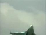 НЛО уничтожает Су-27/UFO vs Su-27 airplane.