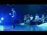 Фрагмент репетиции последнего супер-шоу Майкла Джексона