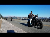 Ride to mount Rainier