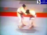Чемпионат мира по дзюдо в Вене. Двойников - Невзоров - Judo 1975 Vienna Dvoinikov (URS) - Nevzorov (URS) [-70kg]