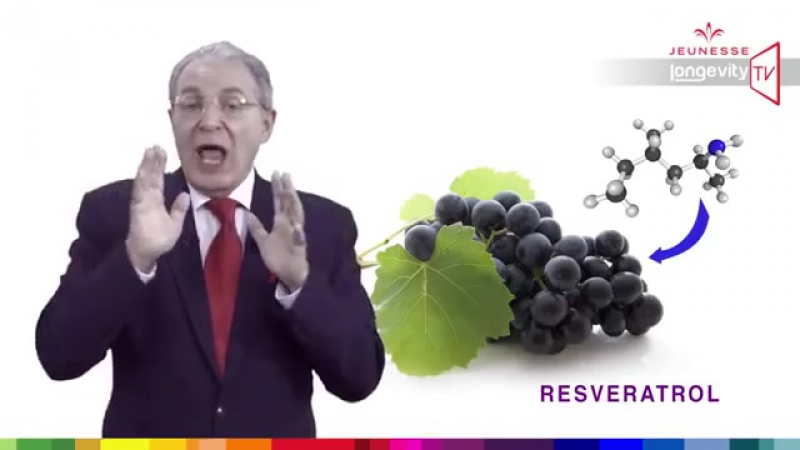 JEUNESSE Reserve™ Antioxidant Fruit Blend A Supe