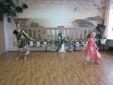 Индийский танец Две звезды