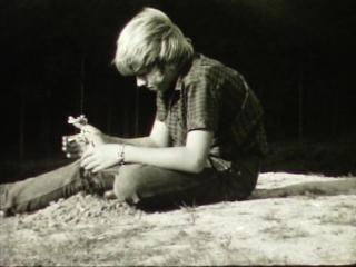 Цветок / en blomst (1971) ларс фон триер / lars von trier
