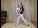 Тренировка с ребенком ( силовая)