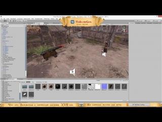 The Island, пиратская выживалка на Unity 3D, day 134, стрельба из оружия №3