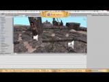 Unity 3D: пиратская выживалка The Island, day 143, намокание одежды персонажа и другие мелочи