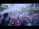 Протвино День Молодежи 2017 - Slafan битбоксер - Кавер- группа Индиго - Пенная вечеринка