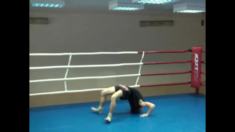 6 Упражнения для мышц шеи. 8 - СФП. Муай Тай