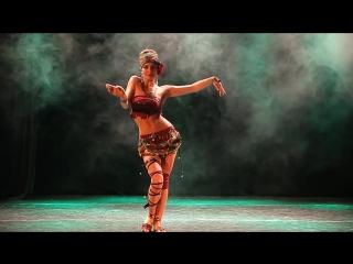 Яна Кремнева - невероятное мастерство танца (Фестиваль