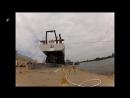 Когда что - то пошло не так. Неудачные спуски кораблей на воду.
