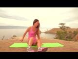 8 упражнений для Внутренней Части Бедра. Елена Силка