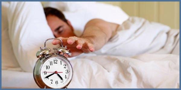 Интересные факты о работоспособности человека! · С 6 до 7 утра – «ок