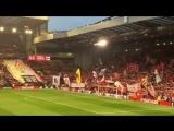 Youll Never Walk Alone - Liverpool vs. Borussia Dortmund