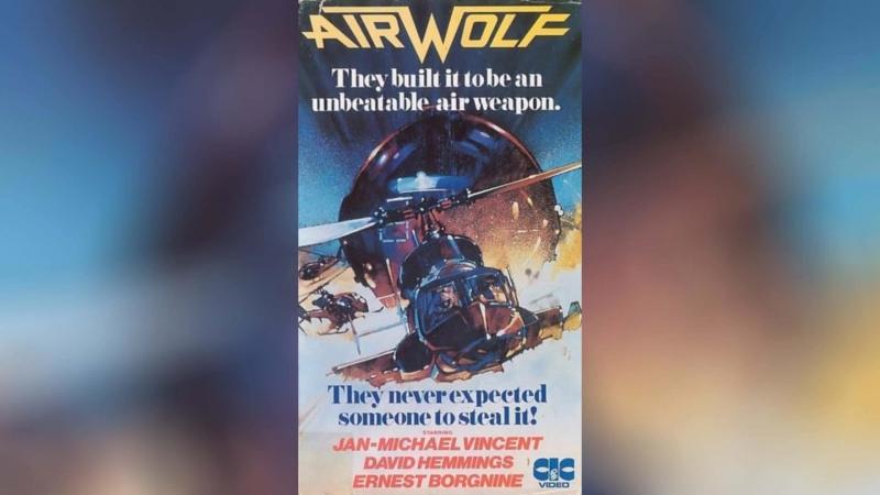 Воздушный волк (1984)   Airwolf