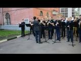 школьный оркестр ГУДИ. Дирижер Марат Акберов