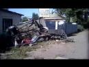 ДТП ул. Туркменская г. Бийск видеосюжет