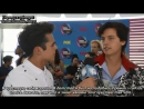 «Teen Choice Awards 2017»: Интервью с Коулом Спроусом [RUS SUB]