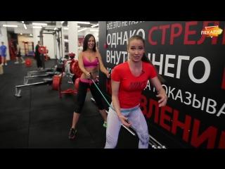 Как похудеть после нового года Программа тренировок для девушек.