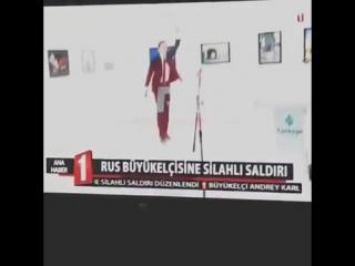 Расстрел российского посла в Анкаре, Турция
