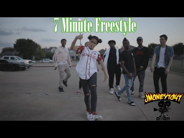 21 Savage - 7 Minute Freestyle (Dance Video) shot by @Jmoney1041
