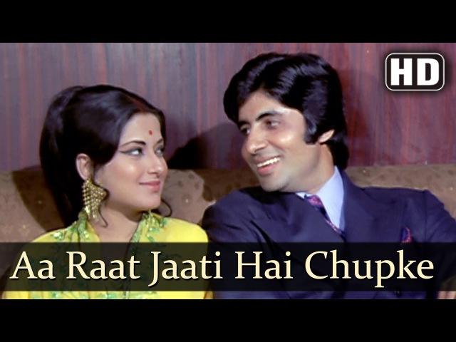 Aa Raat Jaati Hai HD Benaam Songs Amitabh Bachchan Helen Asha Bhosle Mohammed Rafi