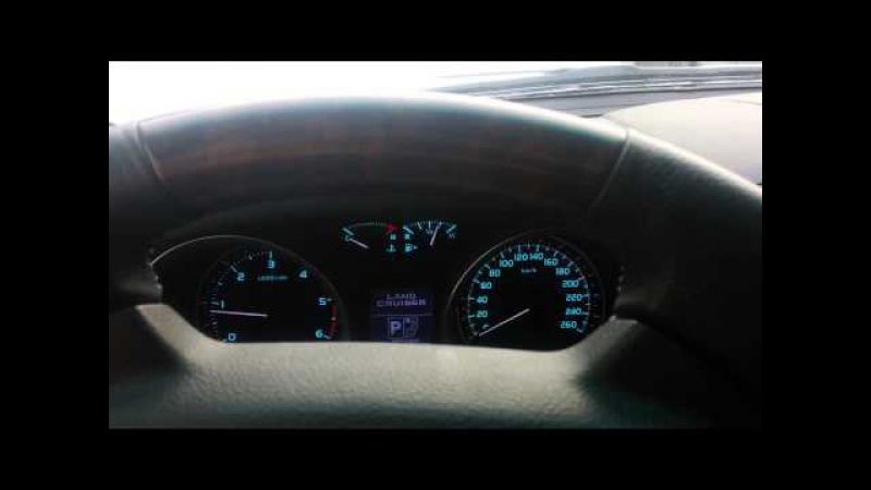 Toyota LC 200 4.5TD запуск в мороз