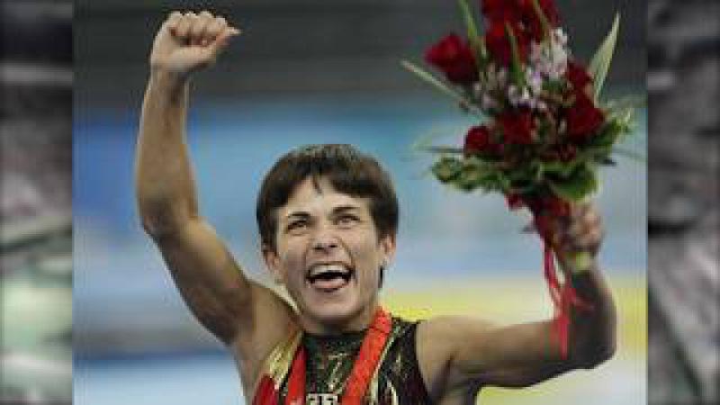 Oksana Chusovitina, International Gymnastics Hall of Fame, Class of 2017