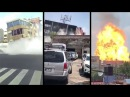 Mexico- Powerful earthquake at Puebla city- 7.1 Magnitude - 19th Sept 2017