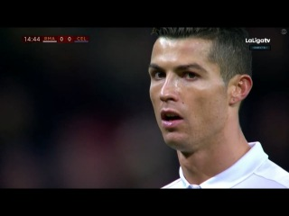 Cristiano Ronaldo vs Celta Vigo HD Home (18/01/2017)