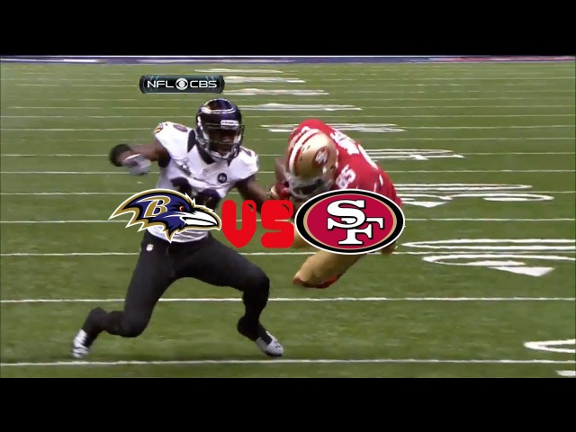 "Super Bowl XLVII׃ ""The Harbaugh Bowl"" or ""The Blackout"" ¦ Ravens vs 49ers ¦ NFL HIGHLIGHTS"