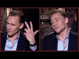 TOM HIDDLESTON's (Totally Romantic) Explanation On What Real Love Is