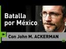 Ackerman: Lo que quemaron en el basurero de Cocula fue la apariencia democrática de México