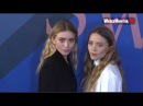 Olsen twins, Mary-Kate Olsen, Ashley Olsen 2017 CFDA Fashion Awards