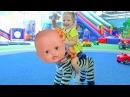 Беби Бон кукла и детская площадка. ВЛОГ Развлечение для детей. Видео для детей Fun for the kids