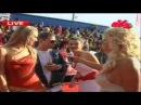 Scott Storch, Nox, Julia Kova, Raul Fat Joe Премия Муз-ТВ 2007 Red Carpet