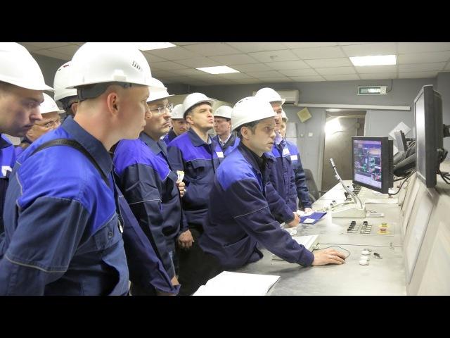 Школа по обмену опытом специалистов электросталеплавильного производства. Старый Оскол