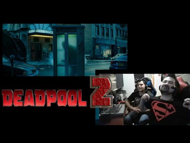 Deadpool 2 Teaser Trailer Angry Reaction!