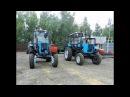 Трактор Мтз 82.1 сравнения Череповецкой и Минской сборки