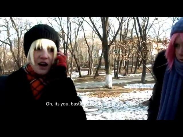 Team 7 Christmas Story SasuNaru and SaiSaku cosplay