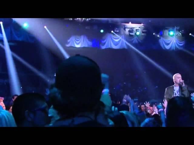 Eminem and Rihanna: 2014 MTV Movie Awards Performance