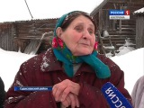 Жители деревни Жарки Костромской области вынуждены пить талую воду?