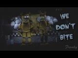 [SFM FNAF] We don't bite - JT machinima