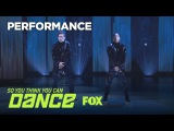 Lex & Kiki's Hip-Hop Performance | Season 14 Ep. 14 | SO YOU THINK YOU CAN DANCE