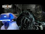 SHAKING LIKE I'M HAVING A SEIZURE  Resident Evil 7 Biohazard #2 PlayStation VR