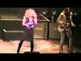 Robert Plant Tour - Montreal Quebec 1993