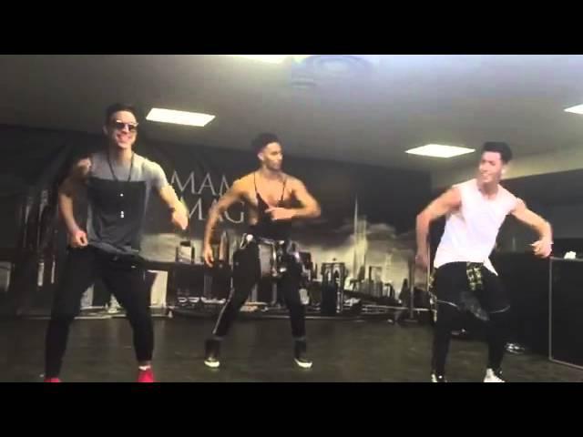 Reggaeton Men