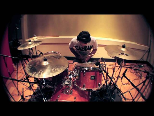 Foo Fighters - The Pretender drum cover